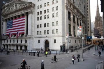 美股大幅反弹亚马逊股价创前史新高特斯拉涨9%