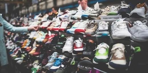 两面派得物口喊球鞋不炒实则靠炒赚钱上万球鞋竟还有不少…