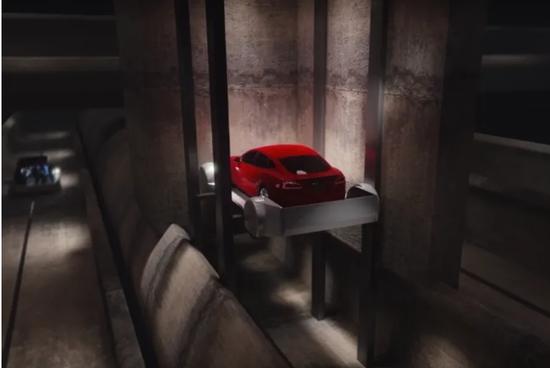 马斯克Boring公司地下隧道两大主要项目已长期停滞