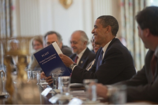 揭秘美国总统的顶尖科技智囊团
